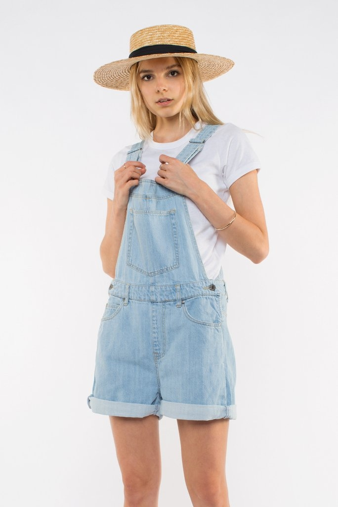 Tania Dungarees 80S Stone Front