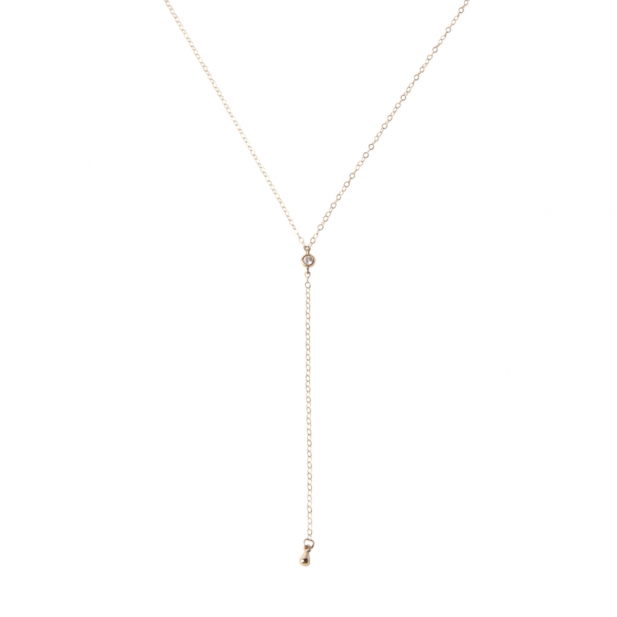 Waterfall of the Heart Necklace