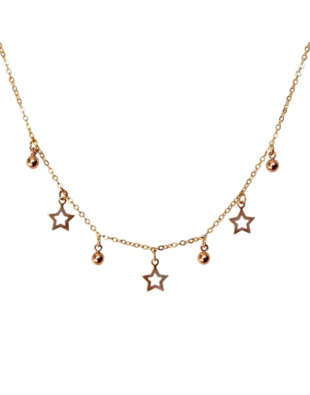 Cosmic Stars Necklace