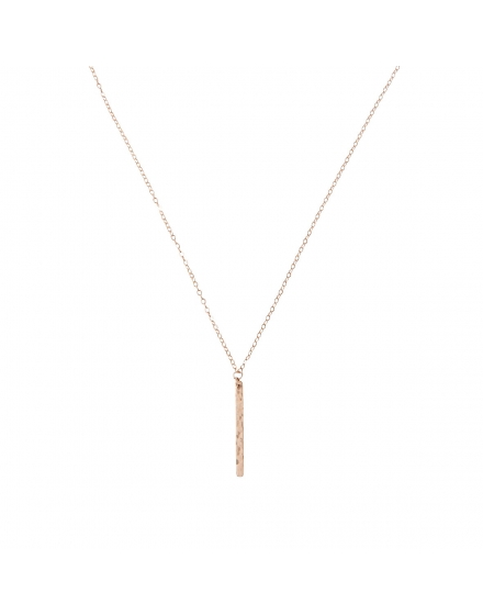 YCL Rectangle Bar Necklace - Jewellery