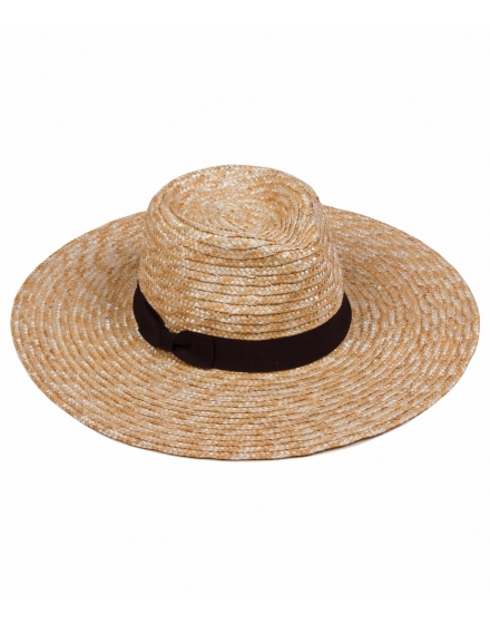 The Spencer Wide Brimmed Fedora