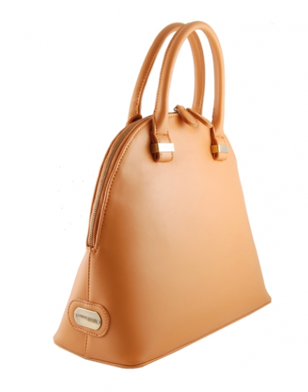 Denise Roobol Faux Leather Classic Bag - Bags + Handbags