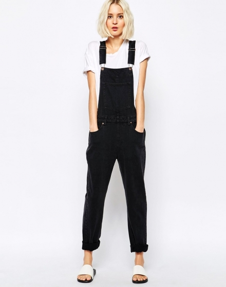 Vilde Relaxed Dungaree