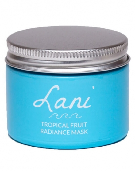 Tropical Fruit Radiance Mask