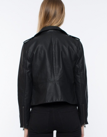 Lo Jacket Black Back