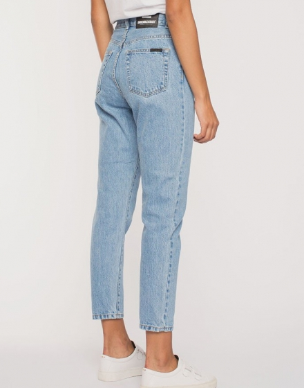 Nora Jeans Light Retro Back