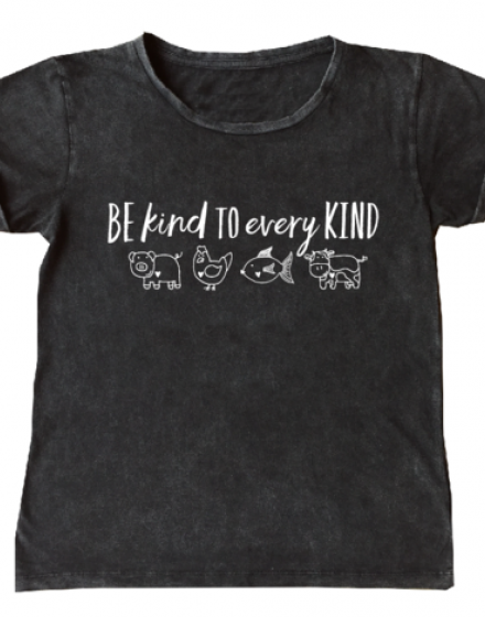 Be Kind Stonewash T-Shirt