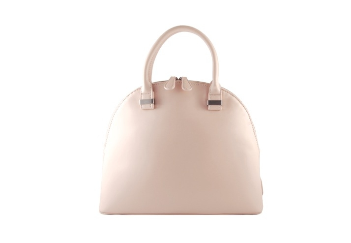 Classic Bag - Nude Front