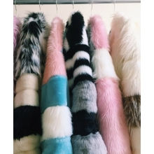 Cruelty Free Faux Fur Bomber Jacket Collection