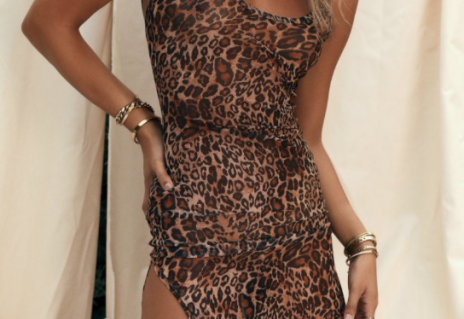The Naked Tiger dress
