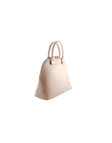 Classic Bag - Nude Side
