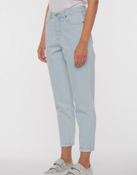 Nora Jeans Serious Light Retro Front